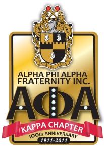 A PHI A logo (Kappa chapter)